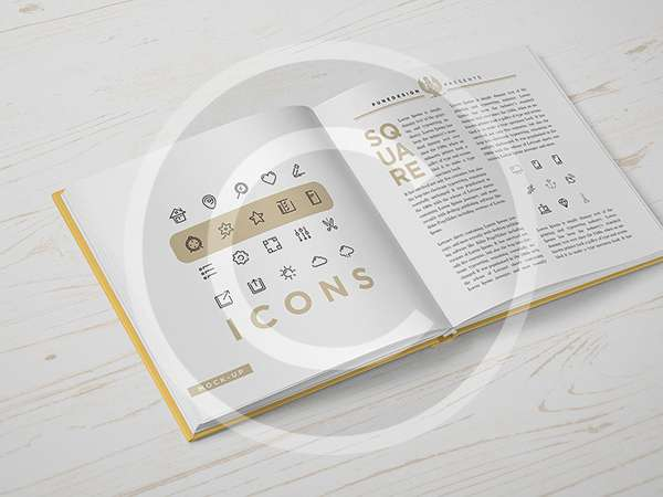 Icons, Letters and Images Printing